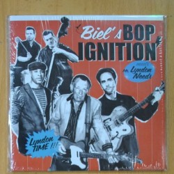 BIEL´S BOP IGNITION & MR. LYNDON NEEDS - WILD, WILD COUNTRY WILLIE + 2 - EP