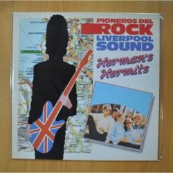 HERMAN´S HERMITS - PIONEROS DEL ROCK LIVERPOOL SOUND - LP