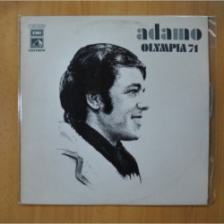 ADAMO - OLYMPIA 71 - LP