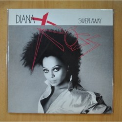 DIANA ROSS - SWEPT AWAY - GATEFOLD - LP