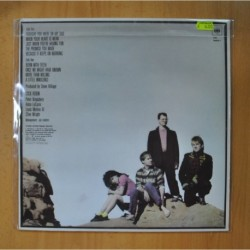 THE LAZY SUNDAYS - THE TEXTURE AND THE FLAVOUR - GATEFOLD - LP