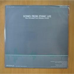 VARIOS - SCENES FROM ETHNIC LIFE - LP