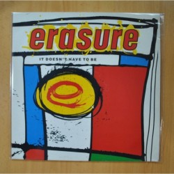 ERASURE - IT DOESN´T HAVE TO BE - MAXI