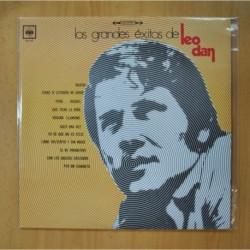 LEO DAN - LOS GRANDES EXITOS - LP