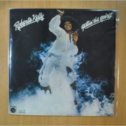 ROBERTA KELLY - GETTIN THE SPIRIT - LP