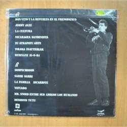 CARLOS DO CARMO - LIVE - LP