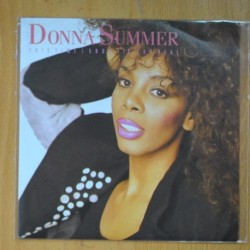 DONNA SUMMER - THIS TIME I KNOW IT´S FOR REAL / WHATEVER YOUR HEART DESIRES - SINGLE