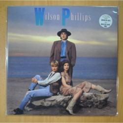WILSON PHILLIPS - WILSON PHILLIPS - LP