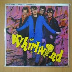 WHIRLWIND - ESTALLO LA TORMENTA - LP