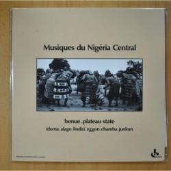 VARIOS - MUSIQUES DU CENTRAL - GATEFOLD - LP