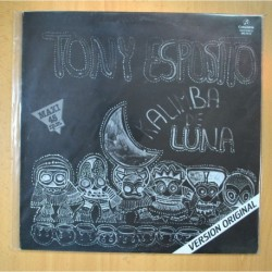 TONY ESPOSITO - KALIMBA DE LUNA - MAXI