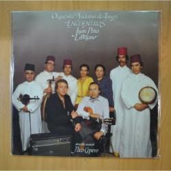 ORQUESTA ANDALUSI DE TANGER / JUAN PEÑA / LEBRIJANO - ENCUENTROS - LP