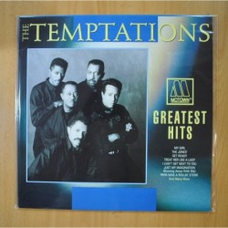 THE TEMPTATIONS - GREATEST HITS - LP