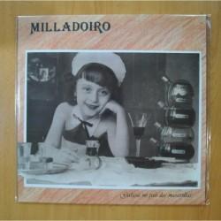 MILLADOIRO - GALICIA NO PAIS DAS MARAVILLAS - LP