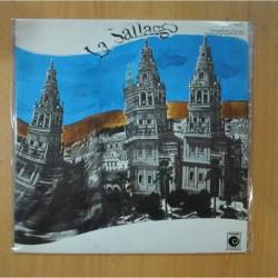 LA SALLAGO - ...INSPIRACION - LP