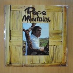 PEPE MONTARAZ - PEPE MONTARAZ - LP