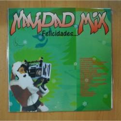 VARIOS - NAVIDAD MIX / FELICIDADES... - LP