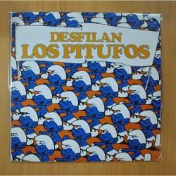 PIERRE KARTNER - DESFILAN LOS PITUFOS - LP