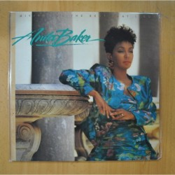 ANITA BAKER - GIVING YOU THE BEST THAT I GOT - LP