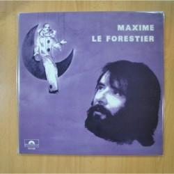 MAXIME LE FORESTIER - MAXIME LE FORESTIER - GATEFOLD - LP
