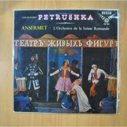STRAVINSKY - PETRUSHKA - LP