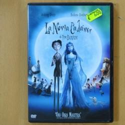 LA NOVIA CADAVER - DVD