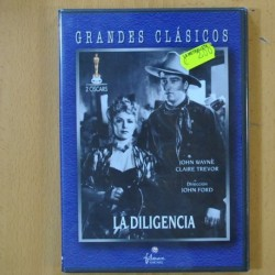 LA DILIGENCIA - DVD