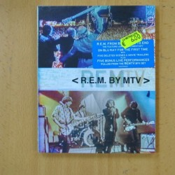 R.E.M. - BY M.T.V. - BLU RAY