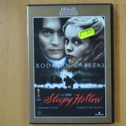 SLEEPY HOLLOW - DVD