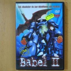 BABEL II - DVD