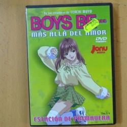 BOYS BE... MAS ALLA DEL AMOR - DVD