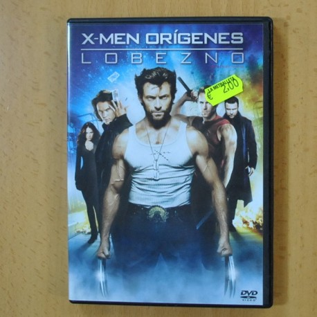 LOBEZNO - DVD