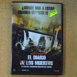 EL DIARIO DE LOS MUERTOS - DVD
