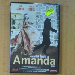 MARK SSANDRICH - AMANDA - DVD