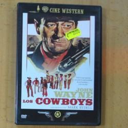 LOS COWBOYS - DVD