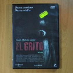 EL GRITO - DVD