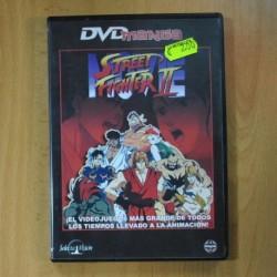 STREET FIGHTER II - DVD