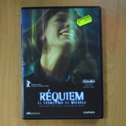 REQUIEM EL EXORCISMO DE MICAELA - DVD