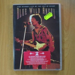 JIMI HENDRIX - LIVE AT THE ISLE OF WIGHT BLUE WILD ANGEL - DVD