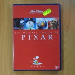 LOS MEJORES CORTOS DE PIXAR - DVD