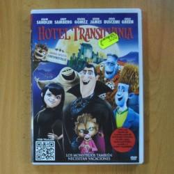 HOTEL TRANSILVANIA - DVD