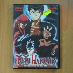 YU YU HAKUSHO CAPITULOS 6 A 10 - DVD