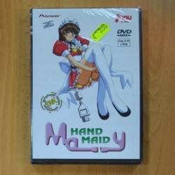 HAND MAID MAY CAP. 6 A 10 - DVD