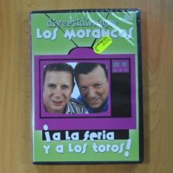 LOS MORANCOS - A LA FERIA Y A LOS TOROS - DVD