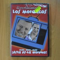 LOS MORANCOS - ANDE ANDE ANDE ESTA ES LA MORENA - DVD