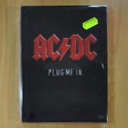 AC DC - PLUG ME IN - DVD