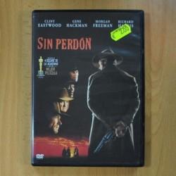 SIN PERDON - DVD