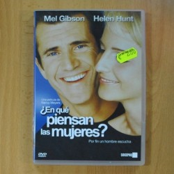 EN QUE PIENSAN LAS MUJERES - DVD