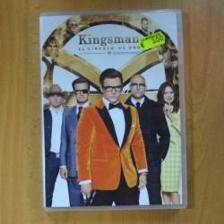 KINGSMAN EL CIRCULO DE ORO - DVD
