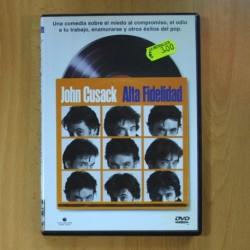 ALTA FIDELIDAD - DVD